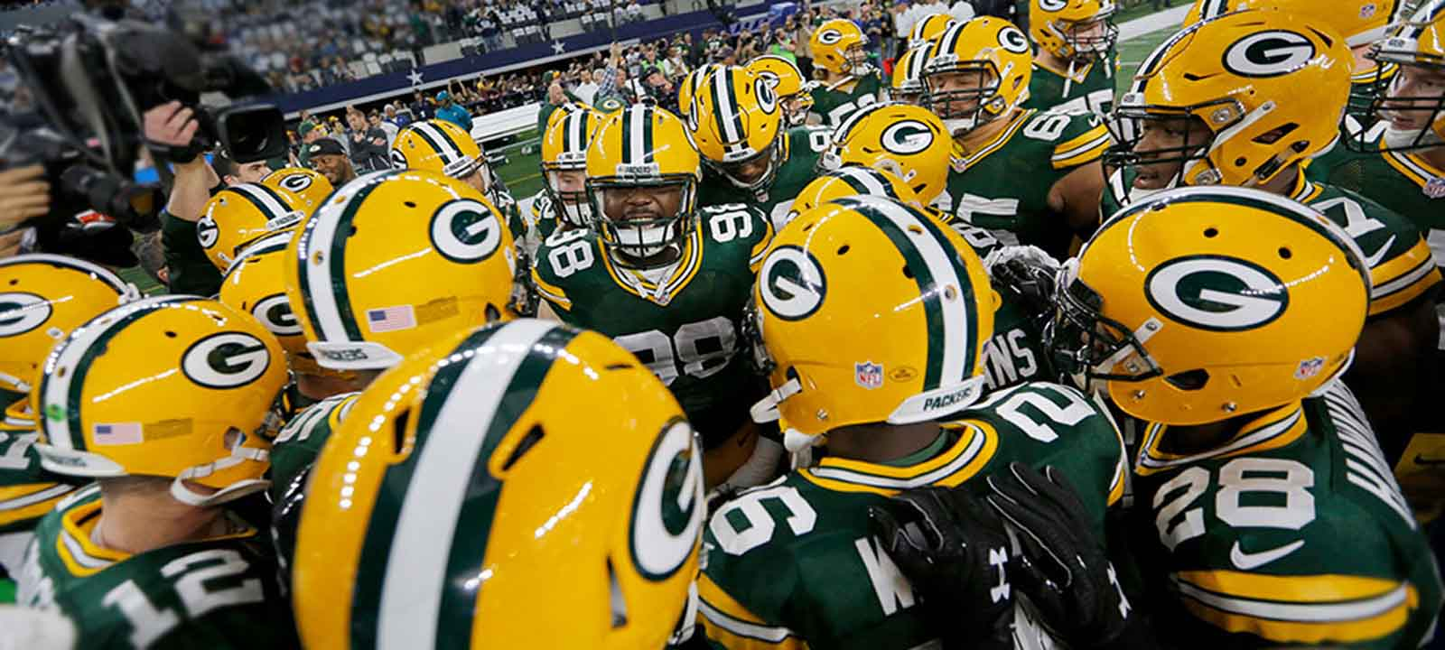 Header Image - Watch Green Bay Packers Game Online Streaming on Ipad, Iphone, Mac, Tablet PC or any Devices From Any Where