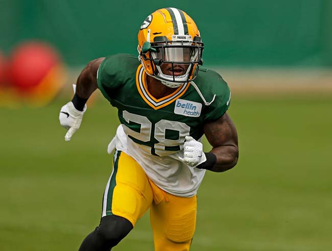 Tony Brown promoted to Green Bay Packers
